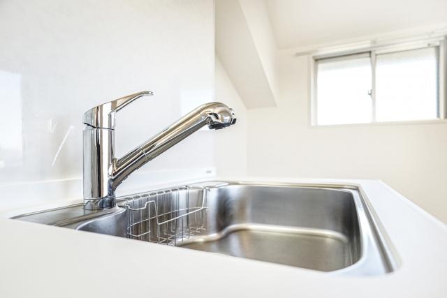 【甲府市】キッチンの水漏れ